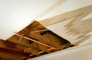 Water Damage Repairs in Baltimore